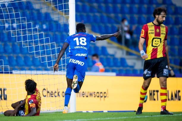 Amunike hails Genk's goal machine Paul Onuachu