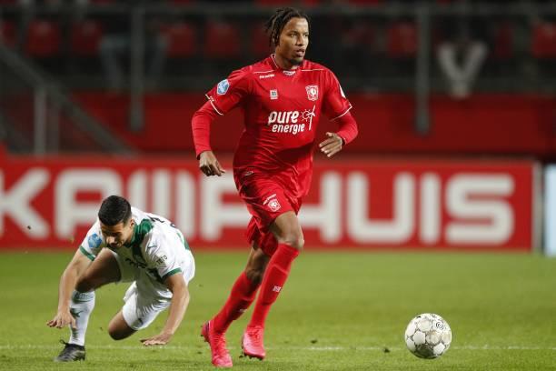 Ebuehi impresses as FC Twente thrash Groningen to go top of Eredivisie - Latest Sports News In Nigeria