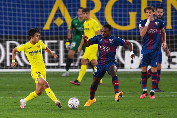 Nwakali confident of more opportunities as season progresses