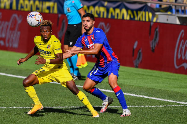Chukwueze's efforts not enough to save Villarreal against Barcelona