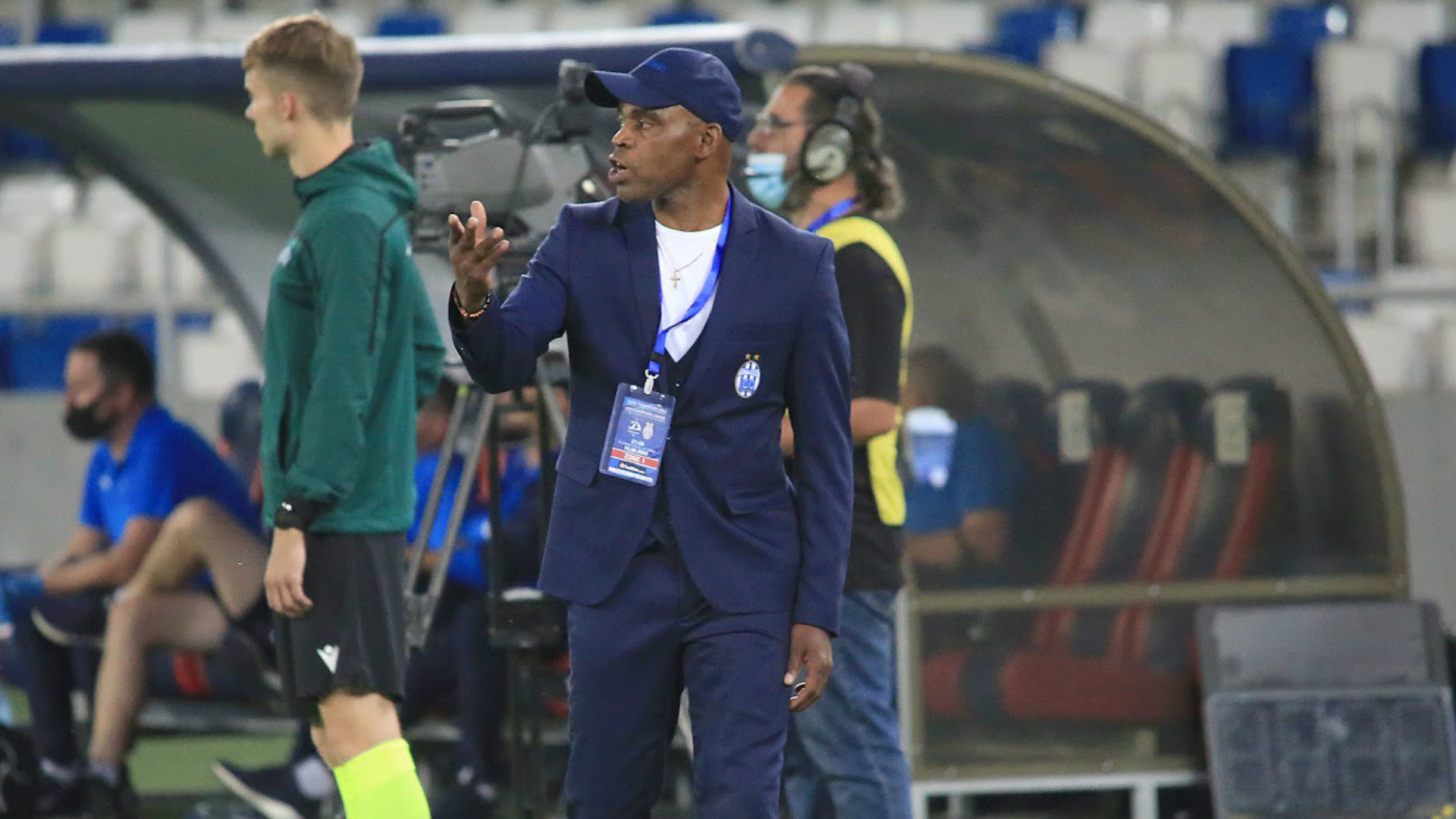 Ndubuisi Egbo's KF Tirana crashes out of Europa League