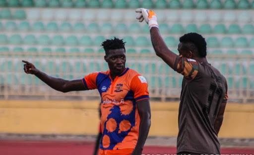 Sunshine Stars defender Jamiu Alimi joins Wikki Tourists
