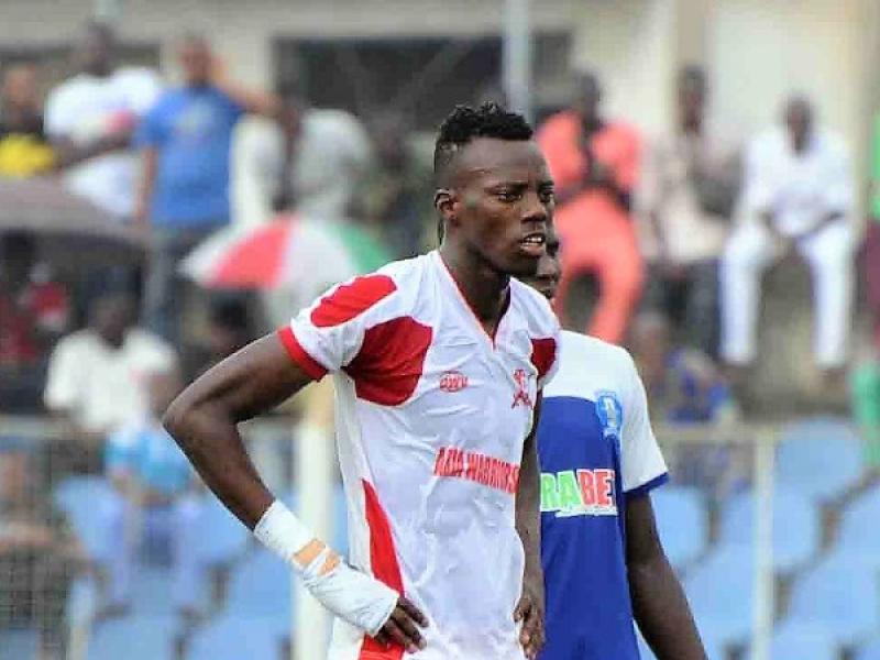 Abia Warriors saved my career – Sunday Adetunji