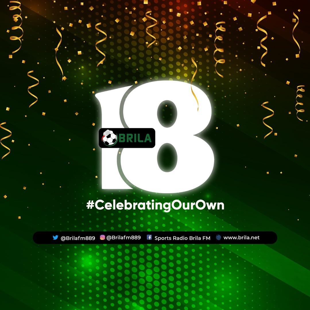Sports Radio Brila FM Celebrates 18th Anniversary