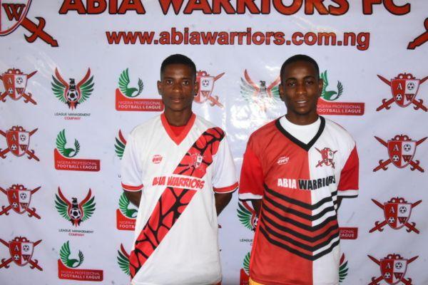 Amapakabo promotes teenage duo, Henry Udezuka and Nwulu Prince David to first team