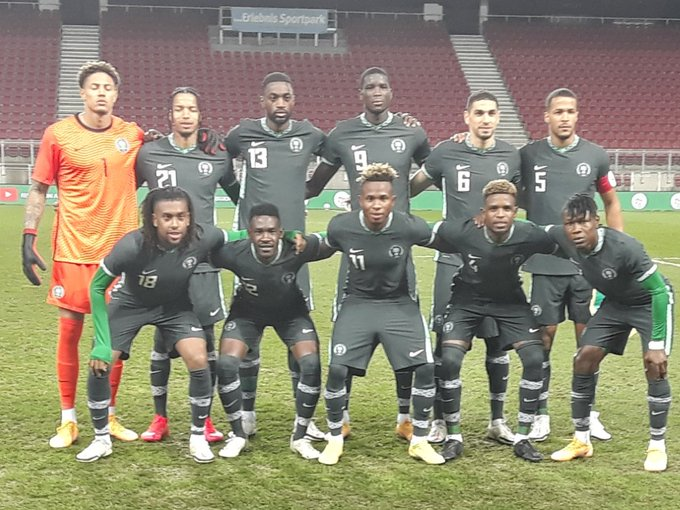 Lawal wants more foreign-based players in Eagles squad