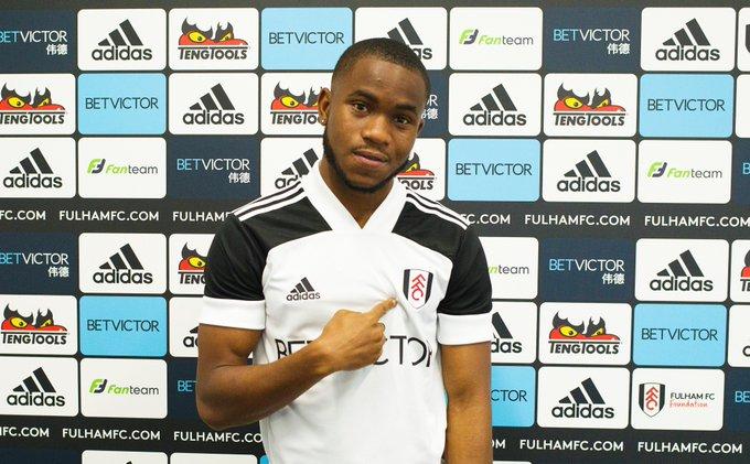 Ademola Lookman glad to join Fulham