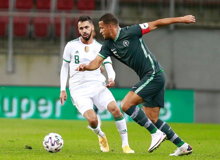 Troost-Ekong and Kalu out of Super Eagles tie against Tunisia