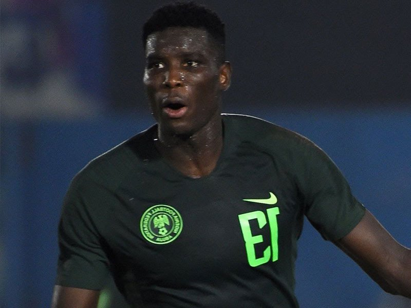 Rohr backs Onuachu to shine in Osimhen's absence