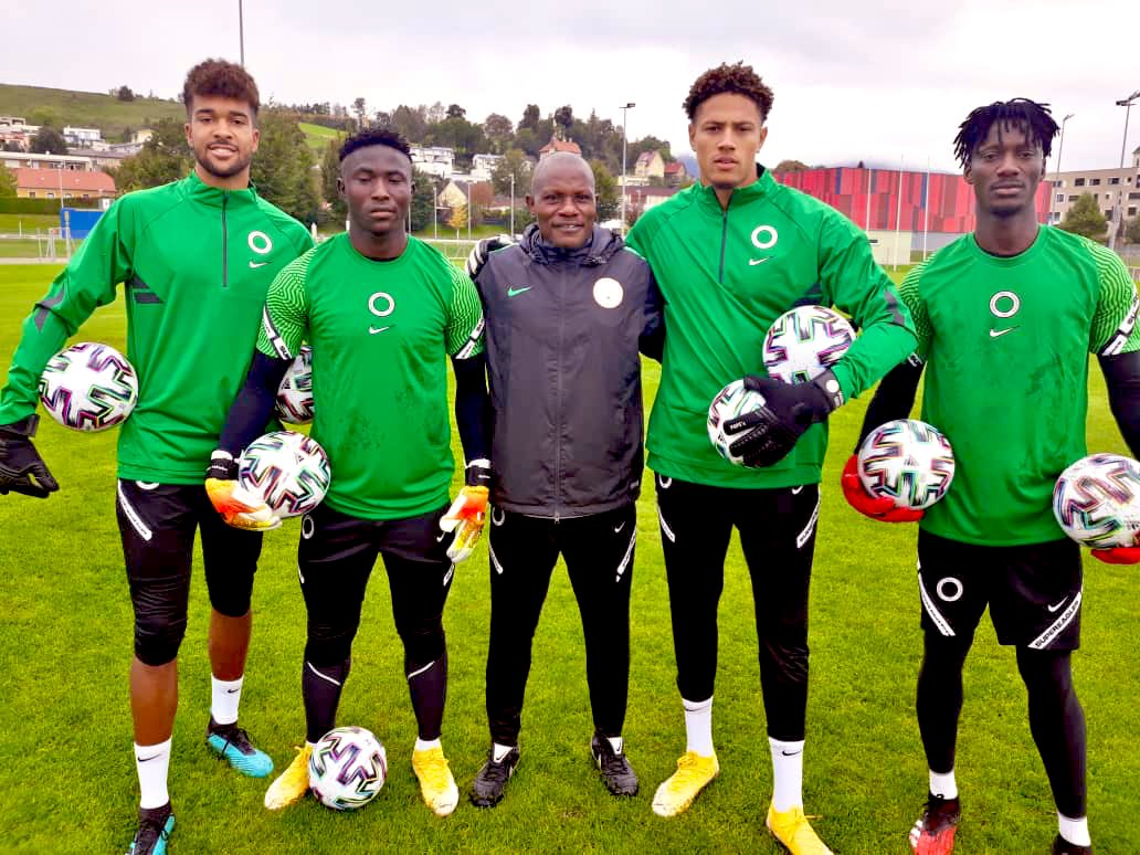 Nigeria vs Algeria is a friendly tie, not revenge mission – Alloy Agu