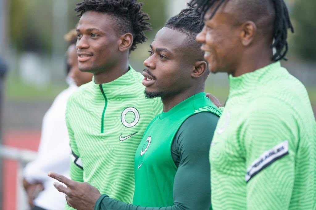 Ekpo charges new Eagles invitees to justify their addition with upcoming friendlies
