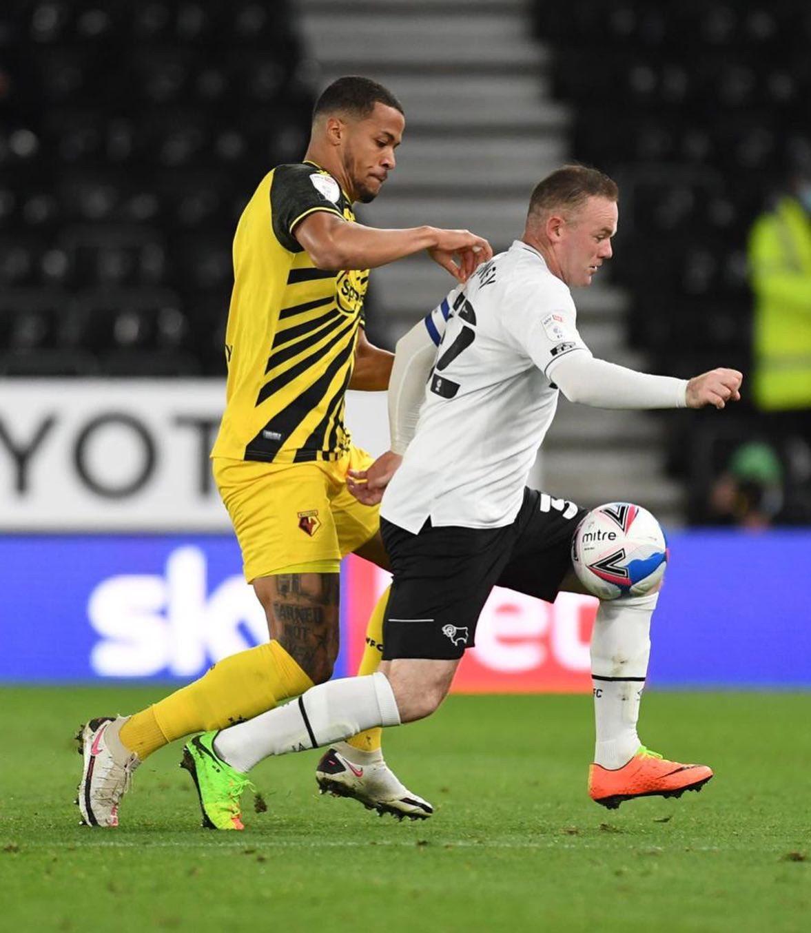 Ekong makes winning debut for Watford