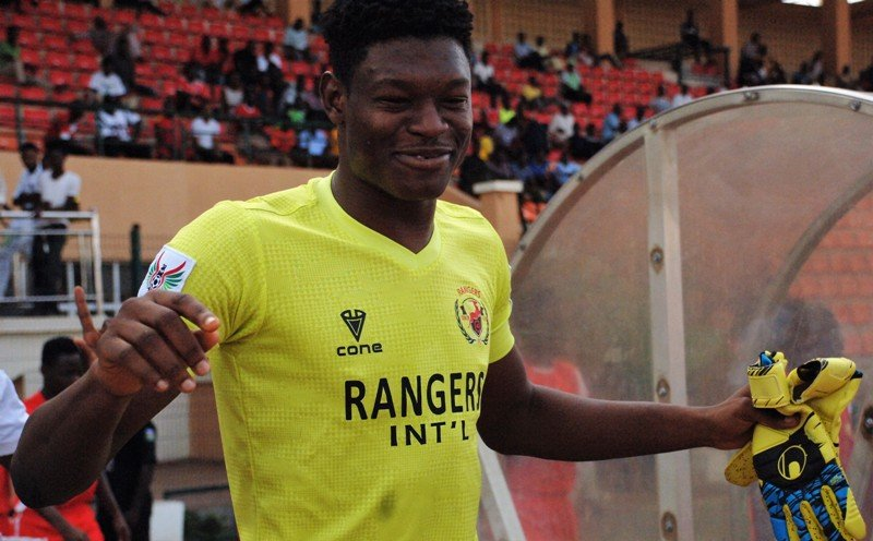 Rangers goalkeeper Seidu Mutawakilu pleads with authority to lift ban on football