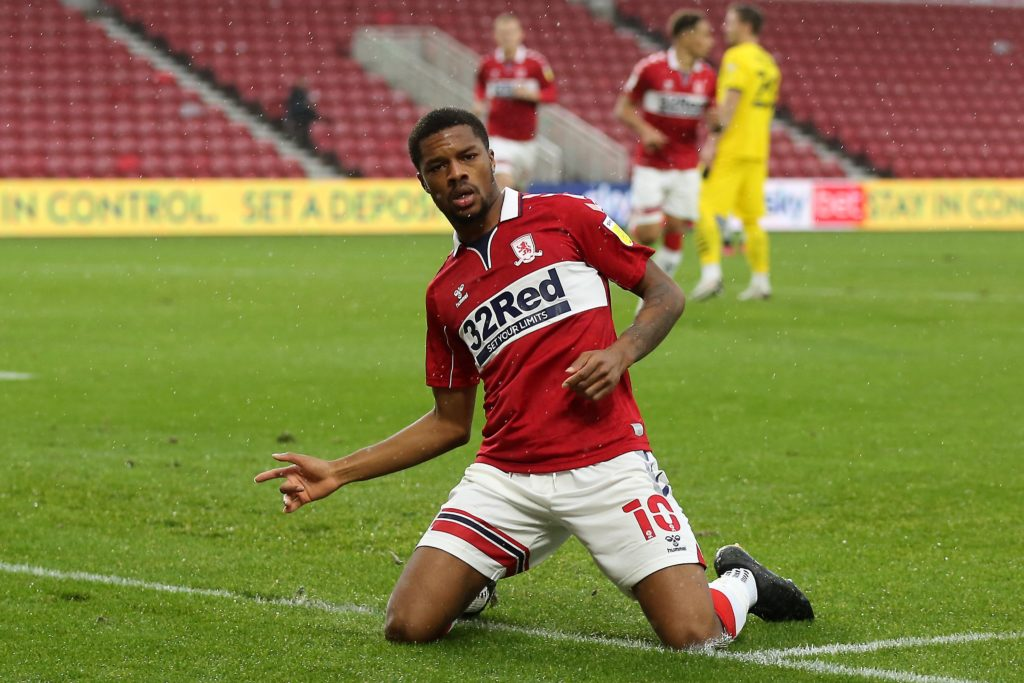 Akpom leads Middlesbrough to their first win of the season