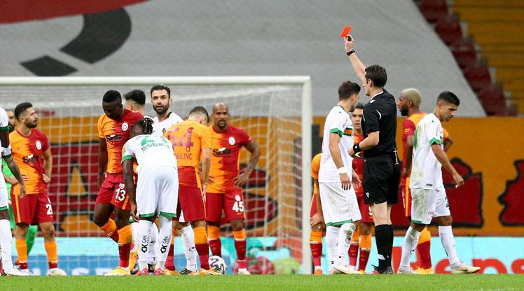 My team collapsed after Etebo's red card – Galatasaray coach Fathi Terim