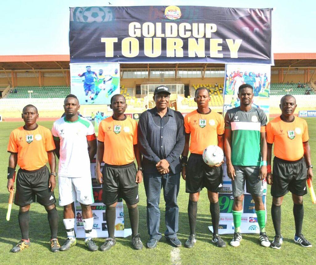 NPFL Pre season Tourney: 2020 Ogunjobi Gold cup to hold in Ilorin