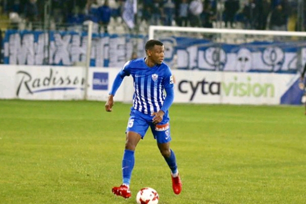 Shehu Abdullahi delighted to emerge as league champions in Cyprus
