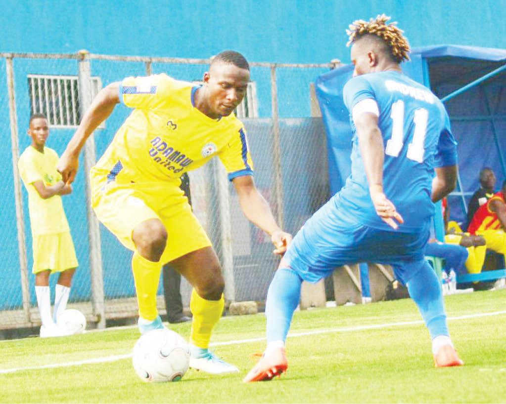 Adamawa United chief talks about 2020/21 season plans