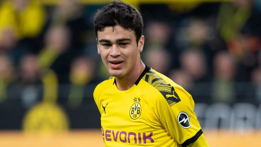 Giovanni Reyna – another prodigy appears at Dortmund alongside Haaland and Sancho