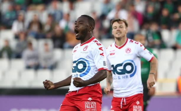 Belgian club KV Kortrijk releases Abdul-Jelil Ajagun and Imoh Ezekiel