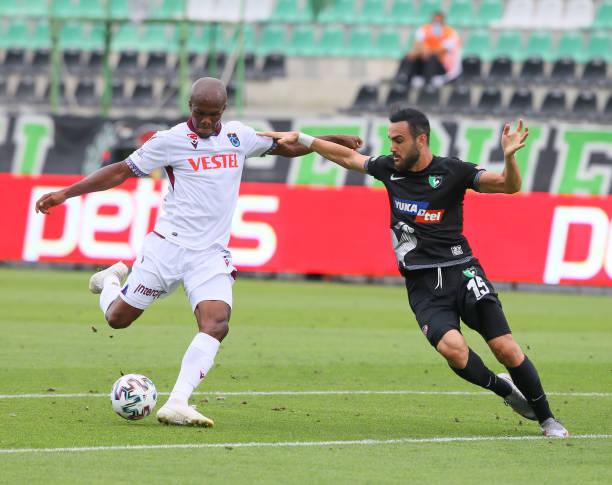 Anthony Nwakaeme tastes defeat with Trabzonspor despite scoring brace