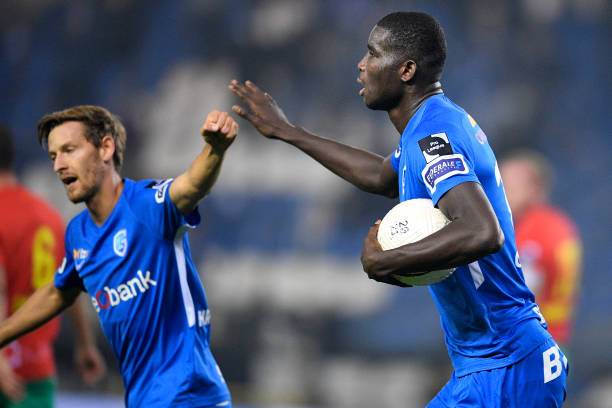 Red hot Onuachu increases his tally with another goal for Genk