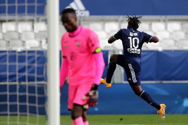 Samuel Kalu bags second goal of the season for Bordeaux