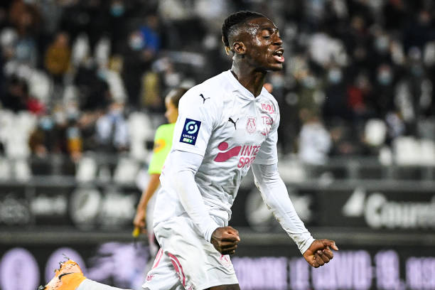 Odey's first goal in France ends Amiens' five game winless run