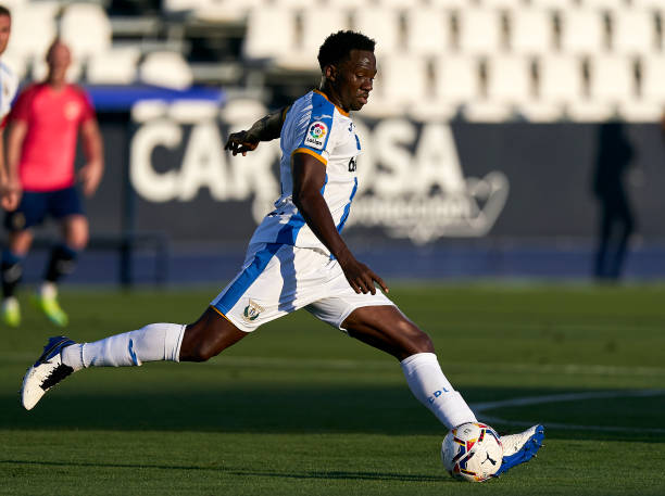 Omeruo marks 27th birthday with a win for Leganes