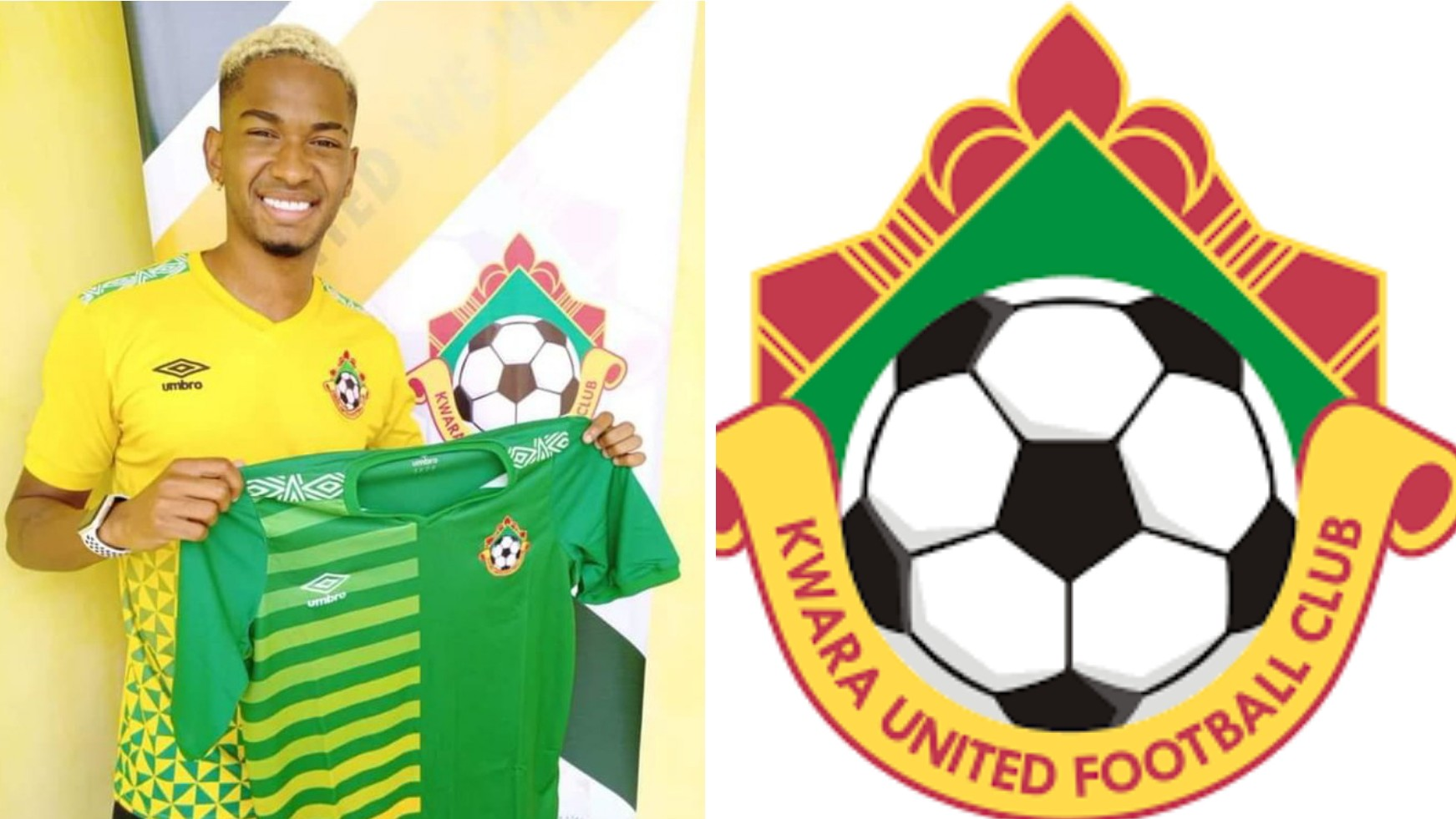 Brazilian winger Lucas Alves targets NPFL crown with Kwara United