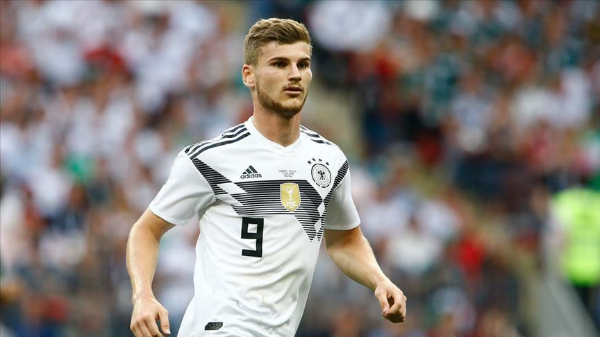 Chelsea's Timo Werner ruled out of Germany's friendly ...