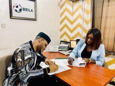 BREAKING: BBNaija 2020 Lockdown star, Ozo pens deal with Brila FM