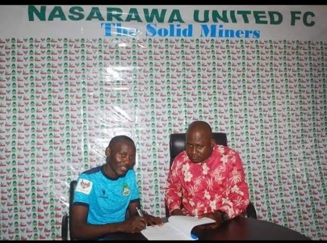 Hassan narrates tough Nasarawa United task after Lafia failed stadium approval