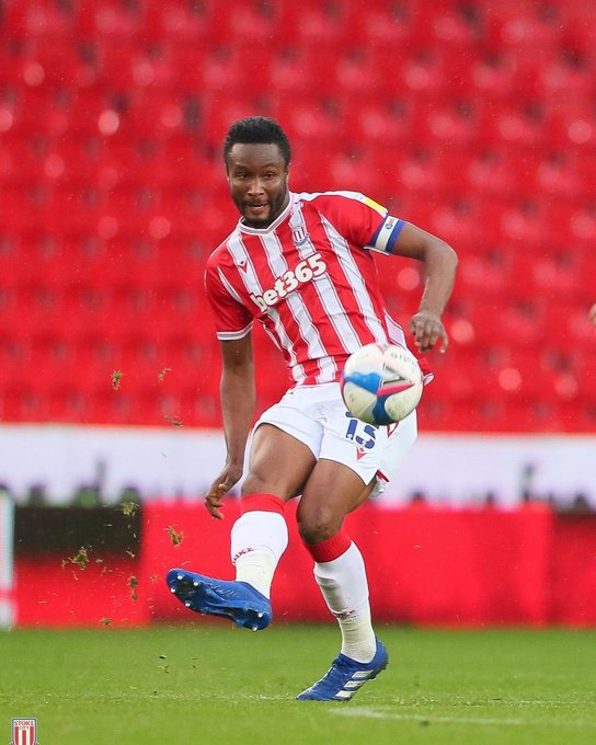 Heartbreak for Mikel as Stoke City bows to Ekong's Watford at Vicarage road