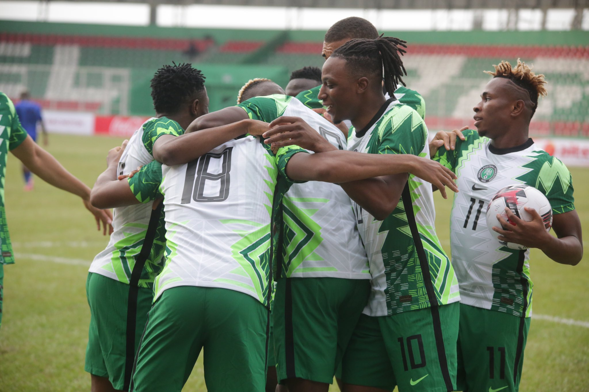 Musa apologizes to Nigerians for Eagles shambolic display against Sierra Leone