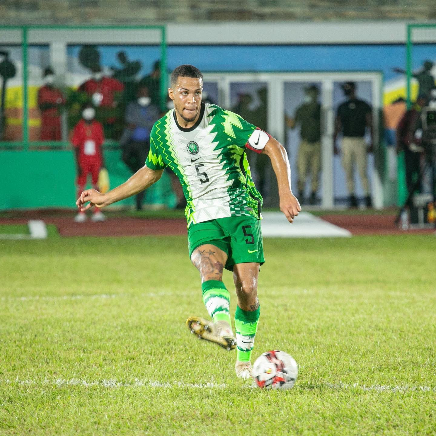 We are hungry and ready for redemption – Troost-Ekong talks tough