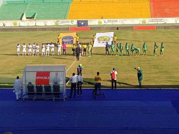 Kano Pillars lose 3-1 to ASC Jaraf in Dakar