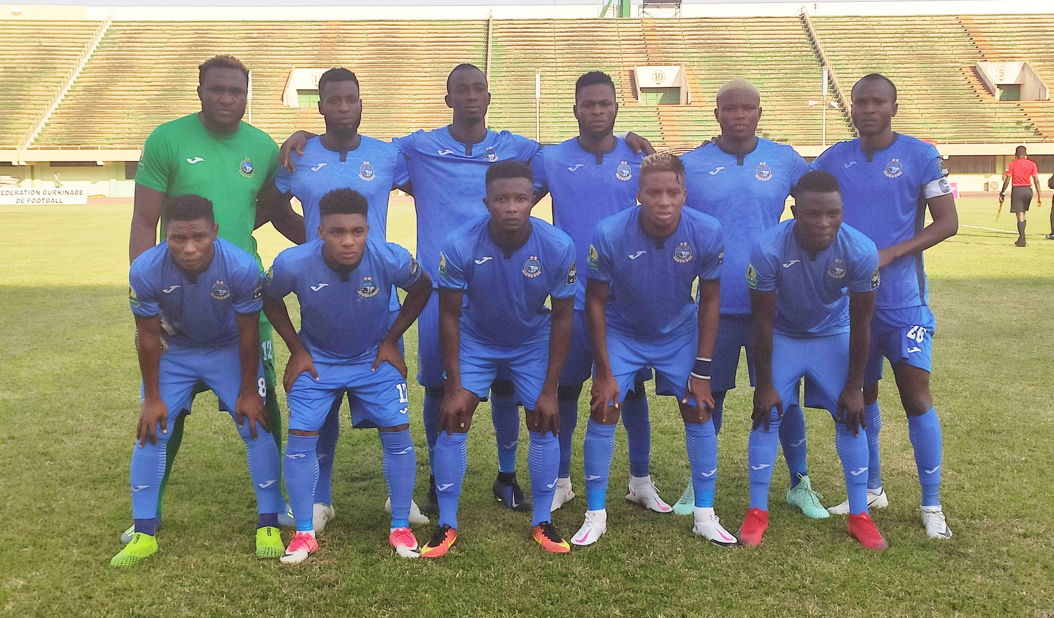 Enyimba is not under pressure to carry Nigeria's continental hope – Oladapo