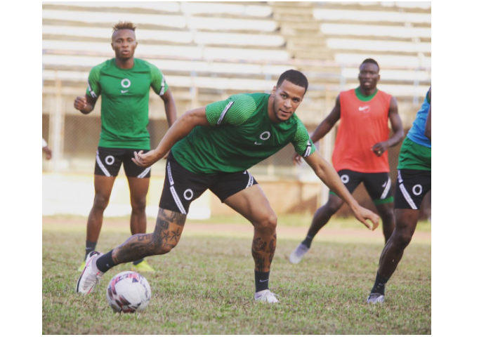 AFCON Qualifiers : Troost-Ekong Promises different Super Eagles in Freetown