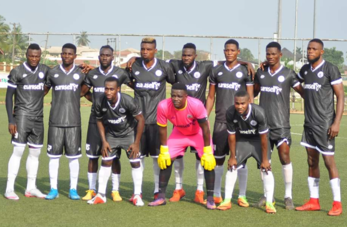 CAF CC: Eguma's 99 Reasons for Rivers United defeat to Futuro Kings