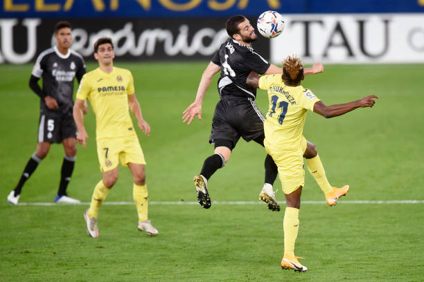 """The game changer"" – Chukwueze rescues Villarreal from defeat against Real Madrid"
