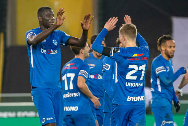 Onuachu bags another brace for Genk against Cercle Brugge