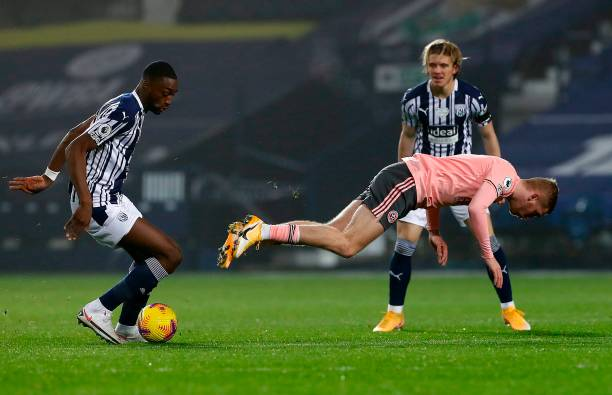 Ajayi stars as West Brom secure first league win of the season