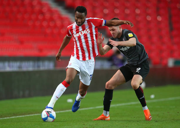 Stoke City rewards Mikel Obi with new contract