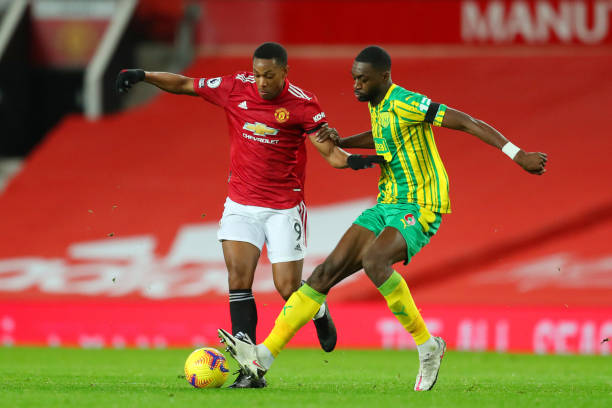 Heartbreak for Ajayi as West Brom leaves Old Trafford empty handed