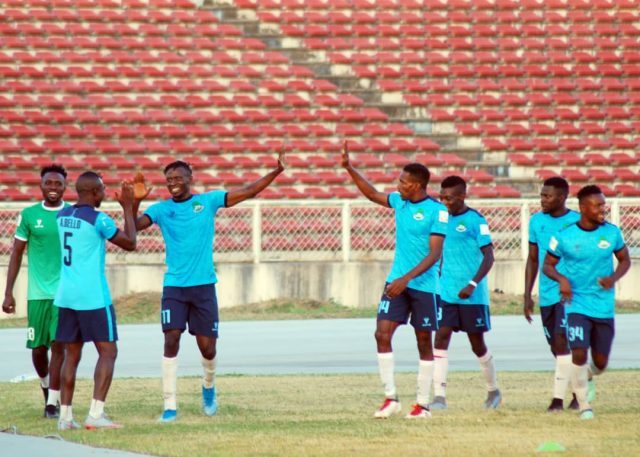 Nasarawa United not getting carried away yet after beating continent bound team's – Hassan
