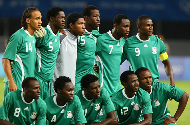 Dream Team has no Complete Kits at 2008 Beijing Olympics – Odemwingie