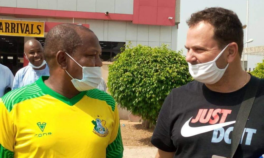 LMC Slaps Pillars Coach Soccoia with Hefty Fine for Criticizing Match Referee