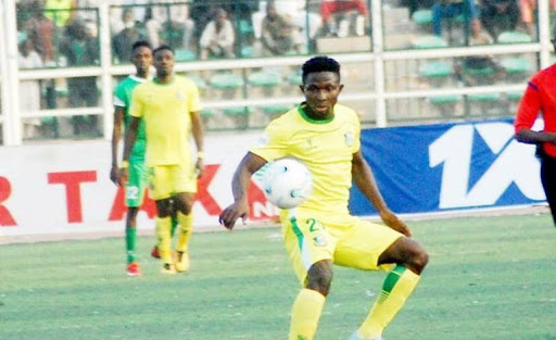 Ebuka David sure of Pillars' qualification despite defeat in Senegal