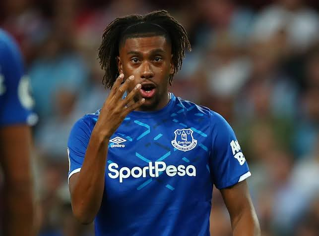 Everton ready for Manchester United – Iwobi
